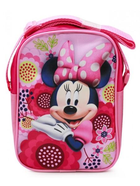 Taška přes rameno Minnie Mouse (Disney) - květy