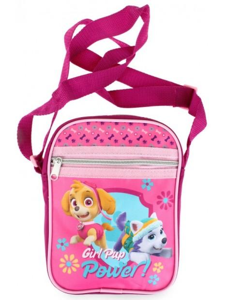 Dívčí taška přes rameno Tlapková patrola (Paw Patrol) - Skye a Everest