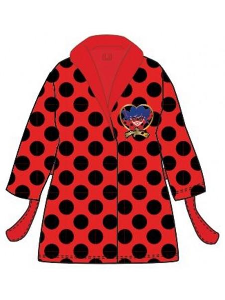 Dievčenský župan Čarovná lienka - Ladybug