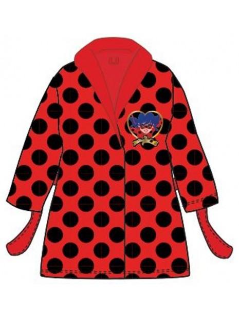Dívčí župan Kouzelná beruška - Ladybug