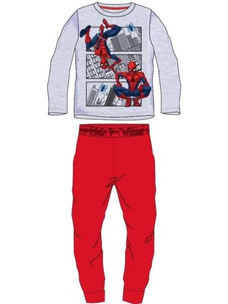 Chlapecké pyžamo Spiderman MARVEL - šedé