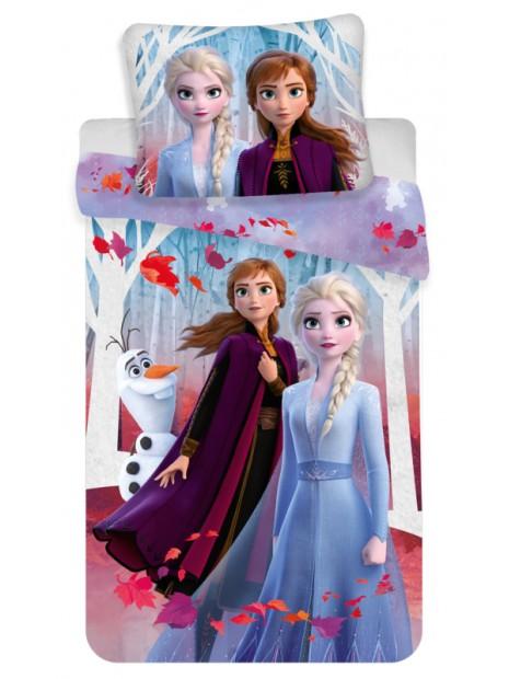 Dětské bavlněné ložní povlečení Ledové království - Frozen 2