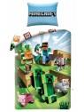Bavlněné ložní povlečení Minecraft - MNC