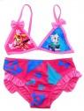 Dívčí dvoudílné plavky Tlapková patrola PAW PATROL - růžové