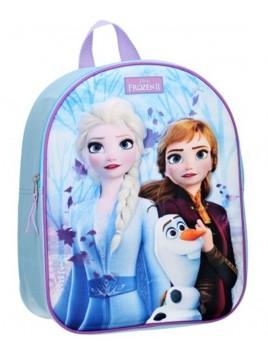 Detský 3D ruksak Ľadové kráľovstvo - Frozen II