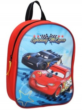 Malý dětský batoh Auta - Cars - McQueen
