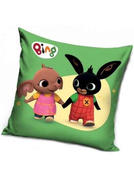 Dětský povlak na polštář zajíček Bing a Sula