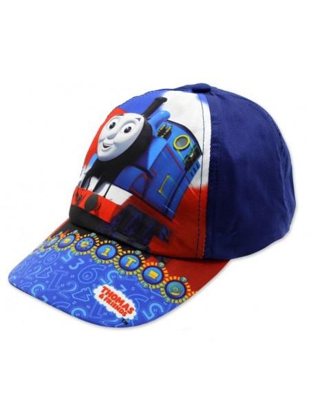 Chlapecká kšiltovka Mašinka Tomáš - tmavě modrá