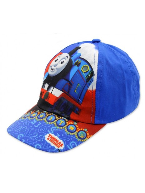 Chlapčenská šiltovka Mašinka Tomáš - modrá
