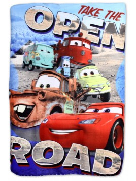 Dětská deka Cars