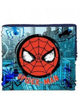 Chlapčenský nákrčník Spiderman MARVEL - modrý