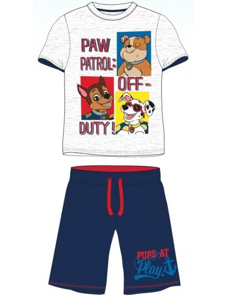 Chlapčenský letný set Tlapková patrola - Paw Patrol