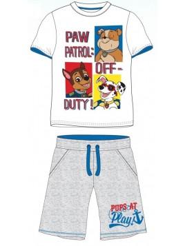 Chlapčenská letná súprava Tlapková patrola - Paw Patrol
