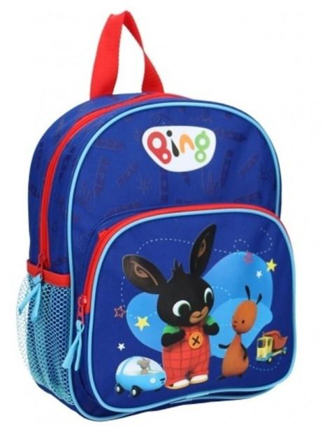 Dětský předškolní batoh Zajíček Bing a Flop