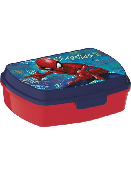 Box na desiatu Spiderman MARVEL