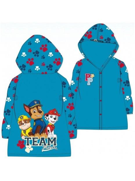 Chlapčenská pláštenka Tlapková patrola (Paw Patrol) - TEAM
