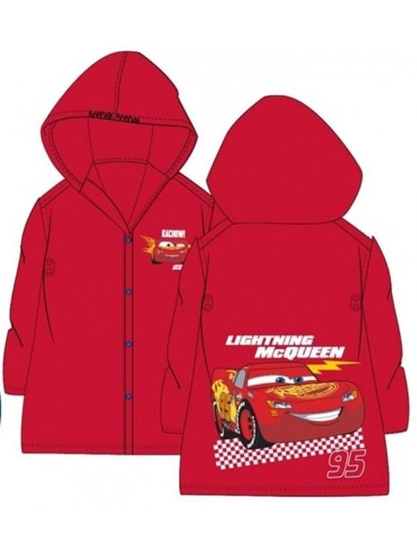 Chlapecká pláštěnka Auta McQueen 95 - červená