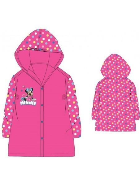 Dievčenská pláštenka Minnie mouse - Disney - ružová