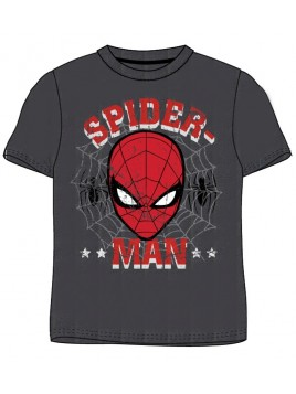 Chlapecké tričko s krátkým rukávem Spiderman - MARVEL - šedé