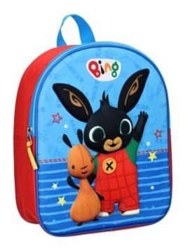 Detský 3D ruksak Zajačik Bing a Flop