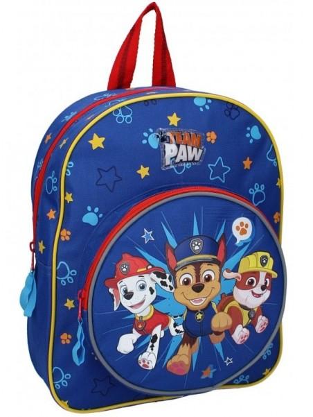 Dětský batoh Tlapková patrola - PAW PATROL - modrý