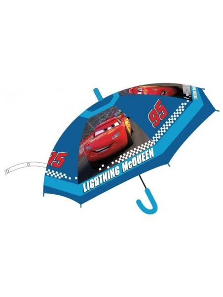 Detský dáždnik blesk McQueen Autá (Cars)