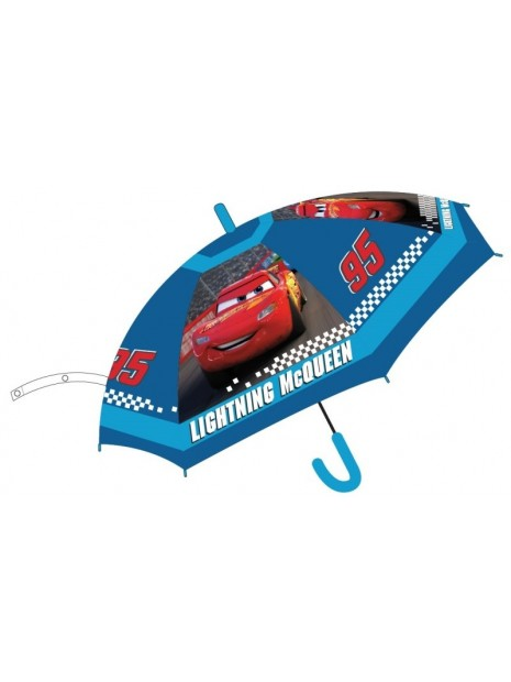 Dětský deštník blesk McQueen Auta (Cars)