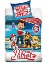 Detské bavlnené obliečky Tlapková patrola - Paw Patrol - READY 4 ACTION