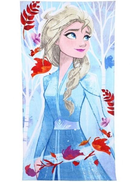 Detská bavlnená osuška Ľadové kráľovstvo II. Frozen