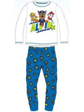 Chlapecké pyžamo Tlapková patrola / Paw Patrol - bílé