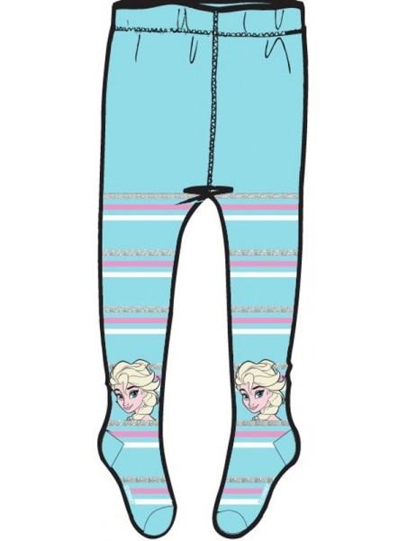 Dívčí punčocháče Ledové království - Frozen - modré