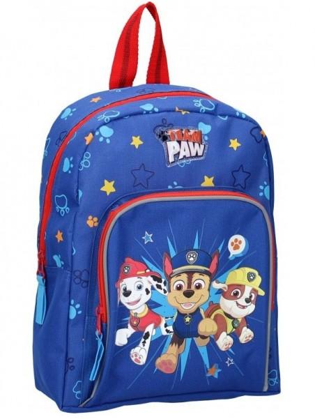 Detský batoh s predným vreckom Tlapková patrola - PAW PATROL