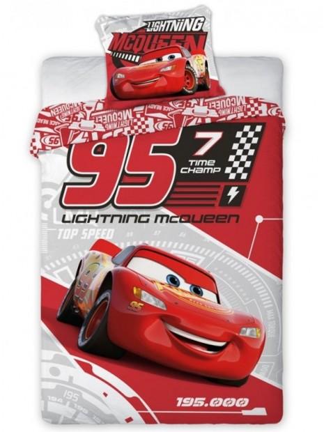 Dětské bavlněné povlečení McQueen 95 - Auta