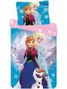 Detské bavlnené posteľné obliečky Ľadové kráľovstvo - Sisters Forever