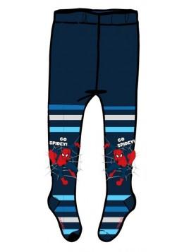Chlapecké punčocháče Spiderman - modré