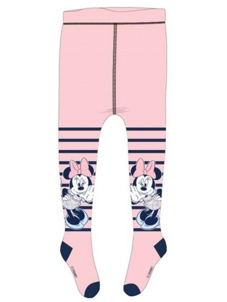 Kojenecké punčocháče Minnie Mouse - růžové