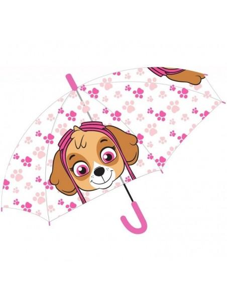 Dievčenský dáždnik Tlapková patrola / Paw Patrol - Skye
