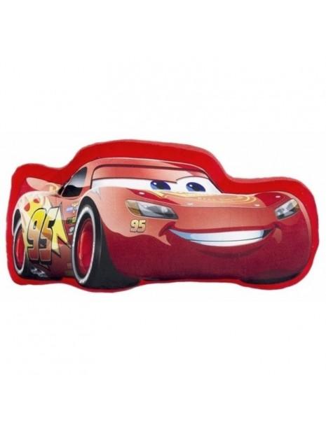 Tvarovaný polštářek McQueen - Auta (Cars)