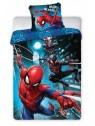 Bavlnené posteľné obliečky Spiderman MARVEL