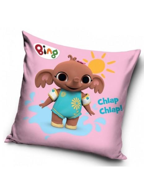 Dětský povlak na polštář zajíček Bing Sula