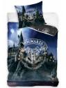 Bavlněné ložní povlečení Harry Potter - Bradavická škola