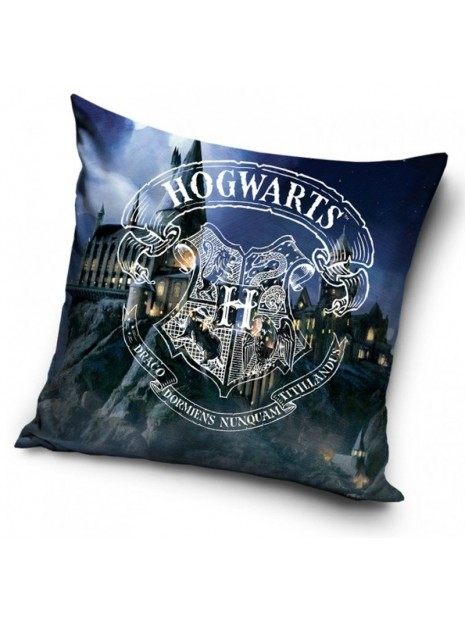 Povlak na vankúš Harry Potter - Rokfortská škola