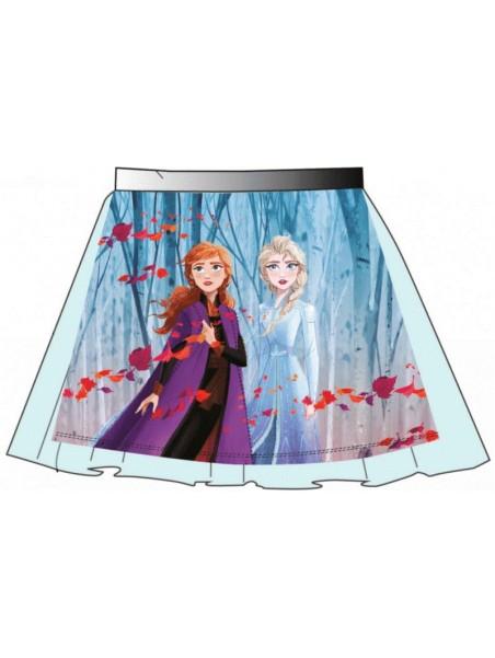 Dívčí sukně Ledové království / Frozen - modrá