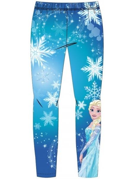 Dívčí legíny Ledové království - Frozen - modré