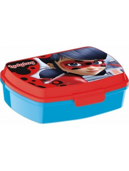 Box na svačinu Kouzelná Beruška - Ladybug