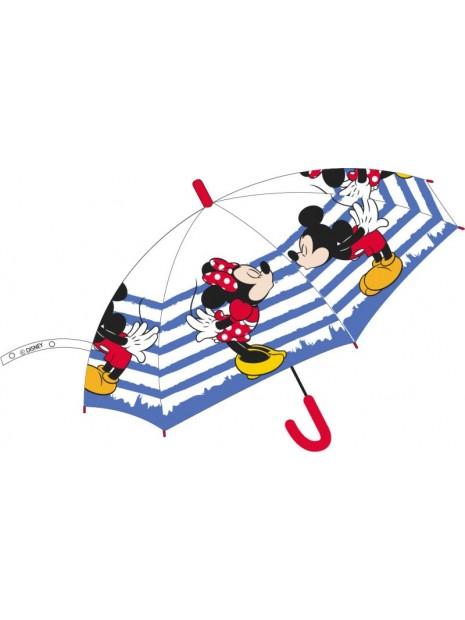 Dětský deštník Minnie a Mickey mouse - Disney