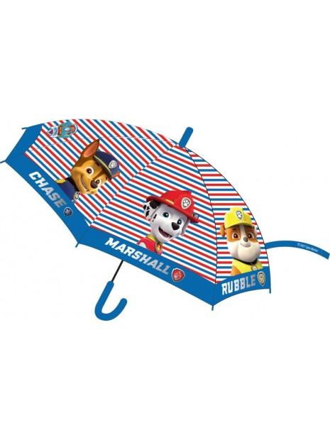 Deštník Tlapková patrola (Paw Patrol) - pruhy