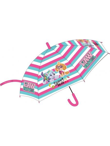 Dívčí deštník Tlapková patrola - Skye a Everest