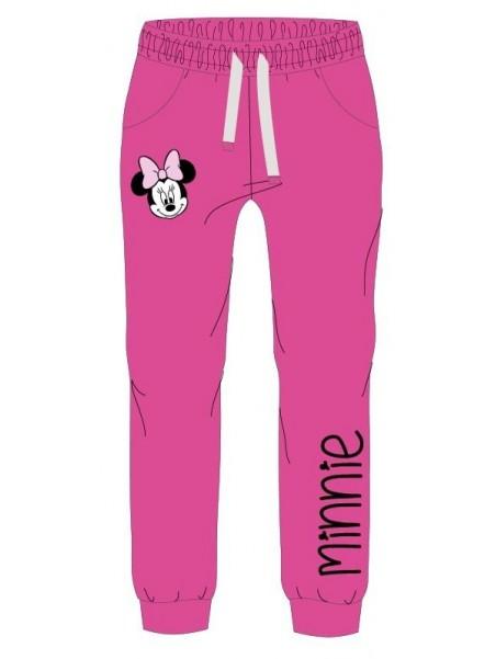 Dívčí tepláky Minnie Mouse - Disney - růžové
