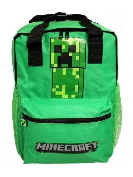Dětský batoh Minecraft - Creeper - zelený